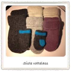 Tova votter oppskrift – Trine's blog Chrochet, Knit Crochet, Mittens, Diy And Crafts, Slippers, Knitting, Sewing, Crocheting, Hats