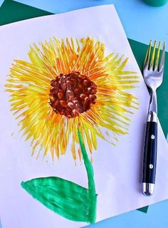 34 Popular Diy Spring Crafts Ideas For Kids. If you are looking for Diy Spring Crafts Ideas For Kids, You come to the right place. Here are the Diy Spring Crafts Ideas For Kids. Summer Crafts For Kids, Crafts For Teens, Kids Crafts, Art For Kids, Paper Bag Crafts, Craft Stick Crafts, Art Crafts, Planet Crafts, Sunflower Crafts