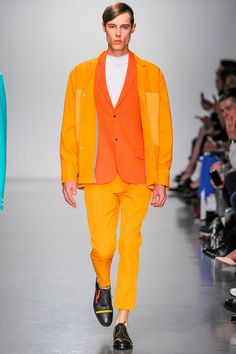 RED RAUS LOVES : AGI AND SAM SS14 @ LONDON COLLECTIONS | RED RAUS