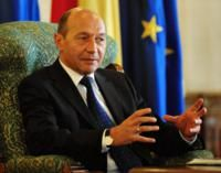 Basescu Suspendido como presidente
