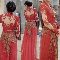 Details ❤️❤️❤️#kebaya #weddingdress #wedding #fashionwedding #lace #swarovski #batik #verakebaya … (di Rumah Kebaya Vera Anggraini)