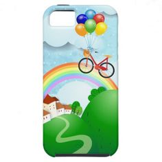 Dreamland iPhone 5 Cover