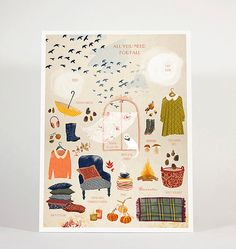 All you need for fall by matejakovac on Etsy