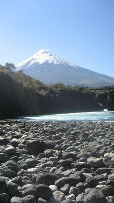 Osorno / Salto de Petrohue