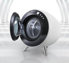 Bauknecht Round Washing Machine by Arman Emami