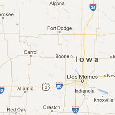 Iowa Orchards Directory - our listing of orchards in Iowa.