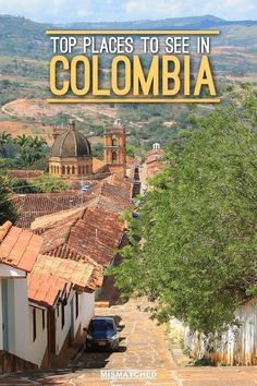 Are you planning a trip to Colombia? From Cartagena to Valle de Cocora, check out our list are top places to see in Colombia. Travel in South America.
