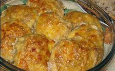 шеф-повар Одноклассники запеченные котлетки под сырной корочкой