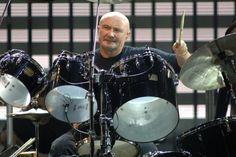 Phil Collins  Genesis in Concert - Sacramento CA