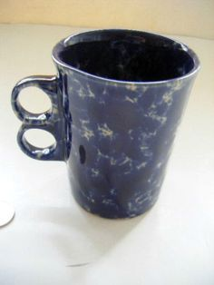 bennington pottery | LOVE these mugs!!! bennington pottery blue agate ... | My Favorite Th ...