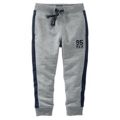 453a653f883 Toddler Boy French Terry Logo Joggers from OshKosh B'gosh. Shop clothing &  accessories from a trusted name in kids, toddlers, and baby clothes.