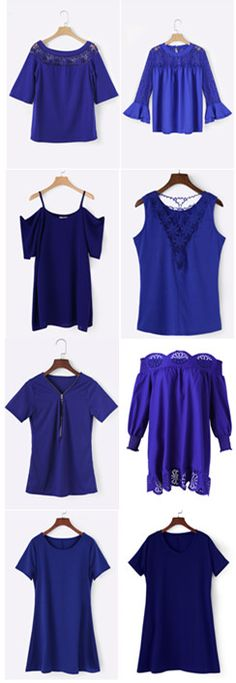 navy blue tops