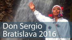 Promluva Dona Sergia k lidem Česka a Slovenska – Olomouc 2016