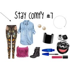 """Stay Comfy #7"" by reemtaha on Polyvore"