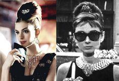 Anna Hathaway vs Audrey Hepburn