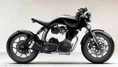 Mac Motorcycles - Rediscover the Joy of owning a Motorcycle