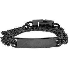 Epethiya proudly presents: Mister ID Bracele... available here: http://epethiya.com/products/mister-id-bracelet-black?utm_campaign=social_autopilot&utm_source=pin&utm_medium=pin #Epethiya #Fashion #Trending #Style #Men #Women