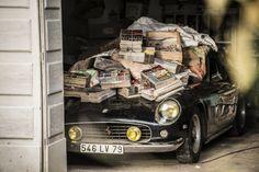 Exclusive: Treasure trove of 60 barn-finds includes 'lost' Ferrari 250 GT SWB California Spider   Classic Driver Magazine
