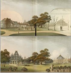 Humphry Repton Illustrations