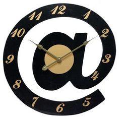 Asperand Wall Clock