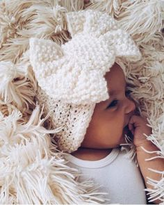 Crochet Baby Girl Dress Daughters Ideas For 2019 So Cute Baby, Lil Baby, Baby Kind, My Baby Girl, Little Babies, Cute Kids, Cute Babies, Bows For Babies, Headbands For Babies