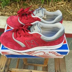 Sneaker Zone - Shoes in Trend: The History Behind The New Balance Sneakers