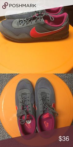Nike Sneakers (Women's) In Great Condition/ Worn once or twice/ From a smoke free environment Nike Shoes Athletic Shoes