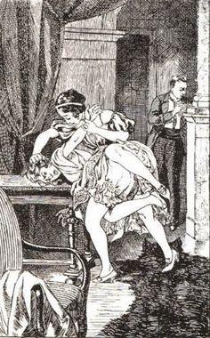 La Comtesse au Fouet ~ Forgotten Erotic Books