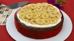 Chocolade-bananentaart | VTM Koken
