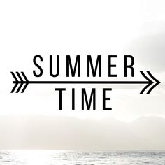 #summer #time