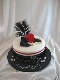Main Cake idea combined w/ maybe the cupcake idea