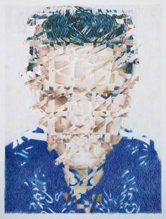 Eric Yahnker, Weave Me Tender, 2009