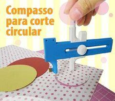 Cortador Circular - R$ 19,00