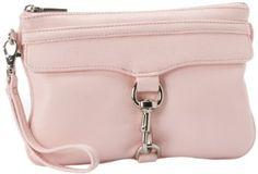 Rebecca Minkoff Skinny Mac Wristlet S400E001 Wallet,Petal Pink,One Size Rebecca Minkoff. $125.00