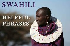 Going to East Africa? Knowing a few basic phrases in Swahili will help you make friends, ask for help and order food! #Travel #WanderlustAndLipstick