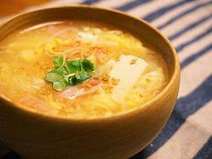 5分で出来る!ふわとろ簡単スープ☆の画像