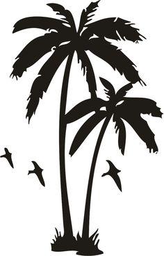 Palm Tree And Sunset Tattoo Designs Palm tree tattoos designs