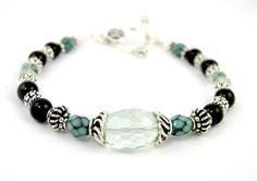 handmade beaded jewelry | Beaded Bracelets: Handmade Gemstone Silver Gold Copper Custom Wire ...