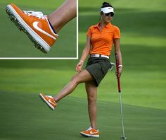 Michelle Wie in Nike