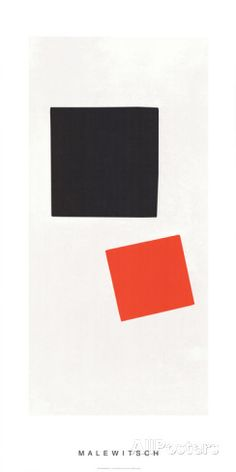 Painting Suprematism, c.1915-16 Serigraph by Kasimir Malevich at AllPosters.com