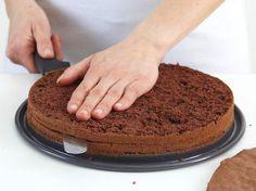 Stracciatella-Torte - Schritt 3: