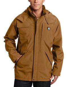 Carhartt Men's Men's Waterproof Breathable Coat