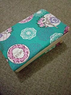 cover book hand made