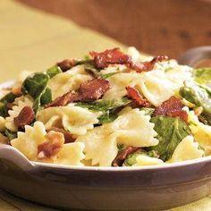 Bacon-Broccoli Mac and Cheese recipe from Betty Crocker