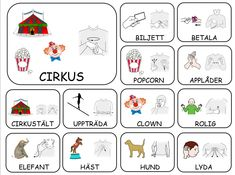 Teckenkartor Sign Language Book, Learn Swedish, Swedish Language, School Signs, Homeschool, Montessori, Pictures, Homeschooling