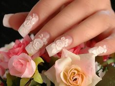 Nova moda em esmaltes para noivas