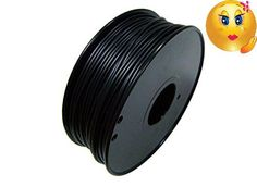 #trendy #HobbyKing 3D Printer Filament 1.75mm Electricity Conducting ABS 1KG Spool (Black) HobbyKing have come out with a huge new range of 3D Printer Filaments ...