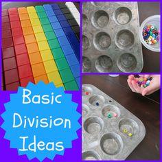 Fun Ways to Teach Division to Kids - Teach Beside Me