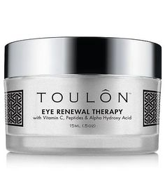 Eye Cream For Dark Circles And Puffiness. Reduces Lines And Wrinkles With C,