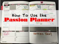 What is a Passion Planner? The Passion Planner is not just an ordinary planner, it is a planner than can manage your crazy and busy life. The Passion Planner does wonders. If you can be committed t…